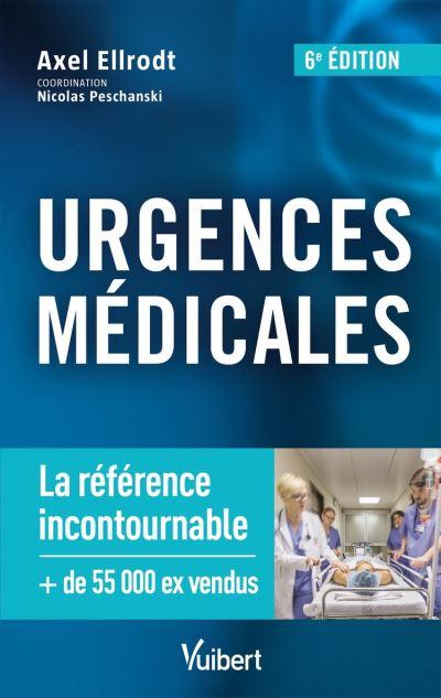 URGENCES MÉDICALES - Conduites à tenir - protocoles thérapeutiques - 9782311660524 - 34,99 €