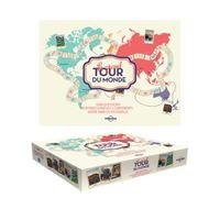 Le grand tour du monde Lonely planet - Jeu de plateau