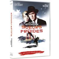 Hitchcock : Sueurs froides DVD