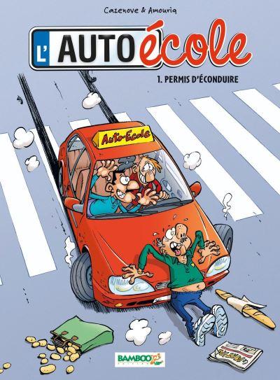 L'Auto école - Permis d'éconduire - nouvelle