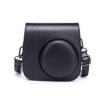 Housse Hemera Noire pour Fujifilm Instax Mini 8 et 9