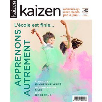 Kaizen,40:apprendre autrement