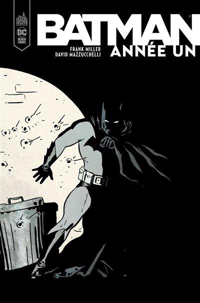 Batman Année Un - Edition Black Label