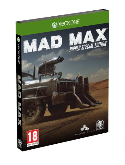 Mad Max Ripper Special Edition Xbox One