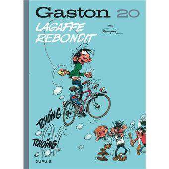Gaston LagaffeGaston,20:lagaffe rebondit