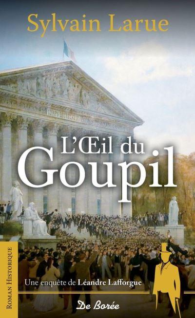 L'OEil du Goupil - Une enquête de Léandre Lafforgue - 9782812932946 - 4,99 €