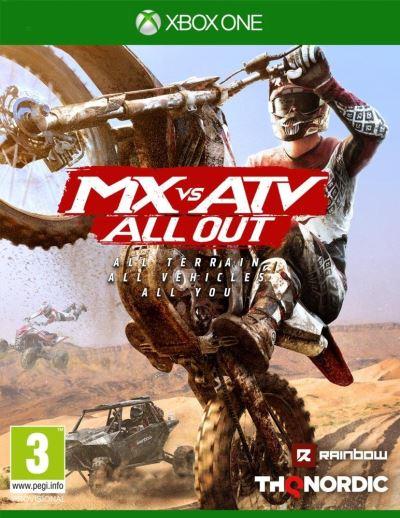 MX vs ATV All out Xbox One