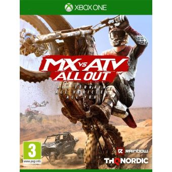 MX VS ATV: ALL OUT XB1