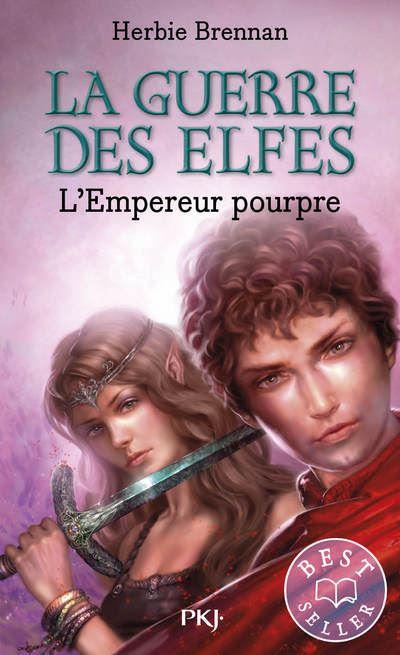 La guerre des elfes - tome 2 L'Empereur pourpre