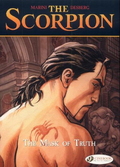The scorpion - tome 7 The mask of truth