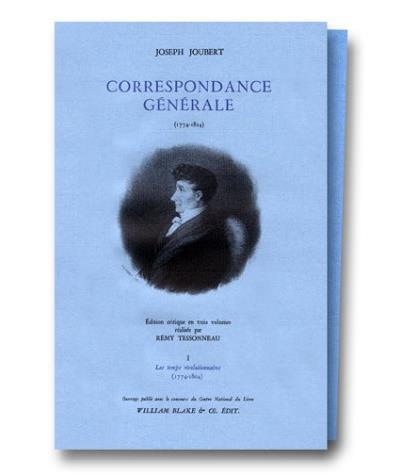 Correspondance générale / 3 Volumes