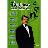 Fantômas contre Scotland Yard DVD