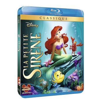 La petite Sirène Blu-Ray