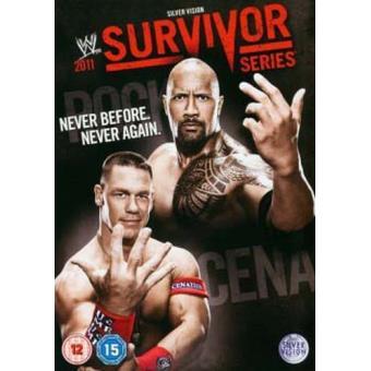 Survivor Series 2015 WWE DVD