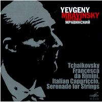 Mravinsky Ed.2 V.5-Capriccio