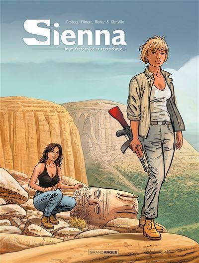 Sienna - Intégrale Cycle 2
