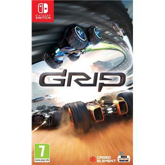 GRIP : Combat Racing Nintendo Switch