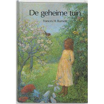 De geheime tuin gekartonneerd frances hodgson burnett for De geheime tuin boek