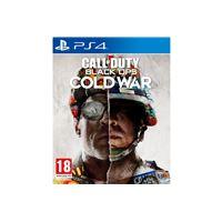 Pre-order Call Of Duty  Black Ops Cold War FR/NL PS4 Levering vanaf 13/11