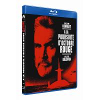 A la poursuite d'Octobre rouge - Blu-Ray