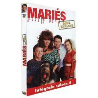 Mariés, deux enfants - Coffret intégral de la Saison 4 - Edition Digipack