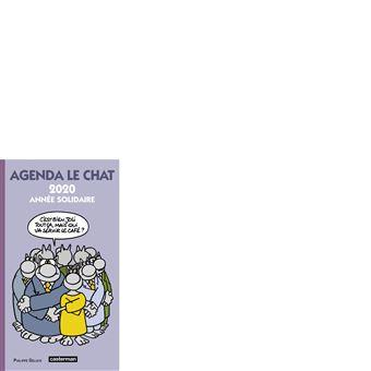Le Chat Mini Agenda 2020 Le Chat