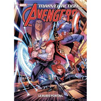 AvengersMarvel Action - Avengers : Le rubis portail
