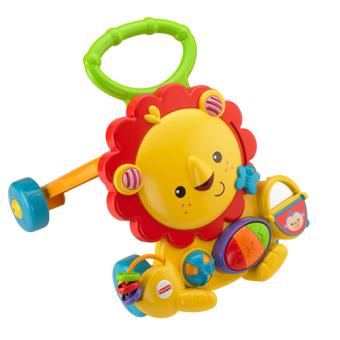 Mon trotteur Lion Fisher Price