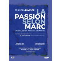 La passion selon Marc Une passion après Auschwitz DVD