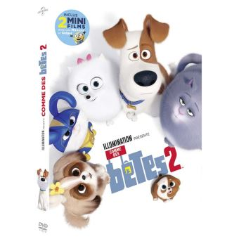 Comme des bêtesComme des bêtes 2 DVD