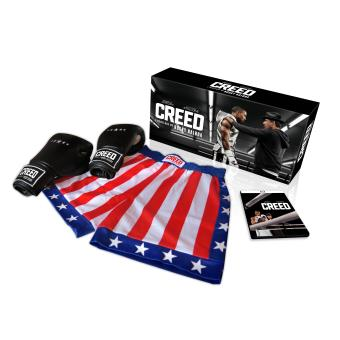 RockyCreed Coffret Collector Steelbook Blu-ray