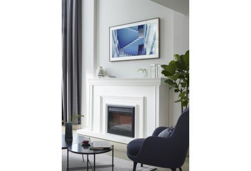 tv cadre simple tv miroir u cadre pic source with tv cadre cadre tv samsung vgscfmdw noyer. Black Bedroom Furniture Sets. Home Design Ideas