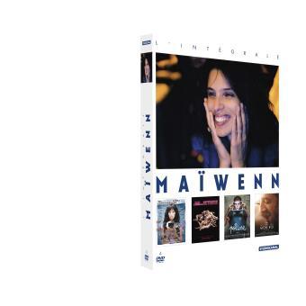 Coffret Maïwenn 4 films DVD