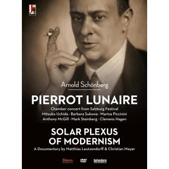 Pierrot Lunaire DVD