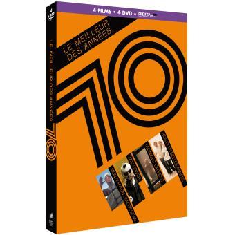 Coffret Le meilleur des années 70 DVD