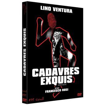 Cadavres exquis DVD
