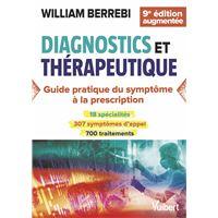 Diagnostics et thérapeutique prix spécial de lancement jusqu'au 30/04/18