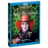 Alice au pays des merveilles Blu-ray
