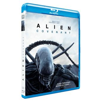 AlienAlien : Covenant Blu-ray