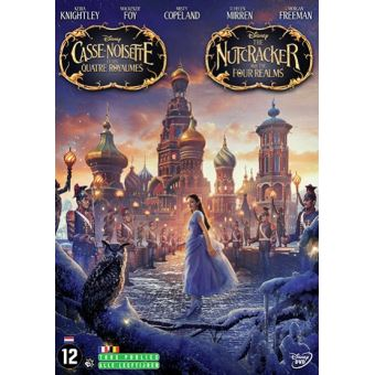 Casse-Noisette et les Quatre Royaumes DVD