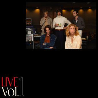 Live Vol 1 - 2LP 12''