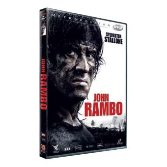 RamboJohn Rambo DVD