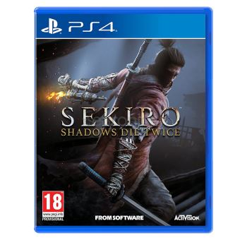 SEKIRO : SHADOWS DIE TWICE NL PS4