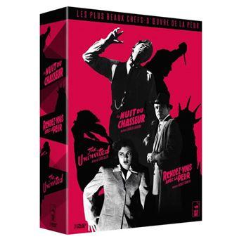 Coffret Les chefs-d'oeuvres de la peur DVD