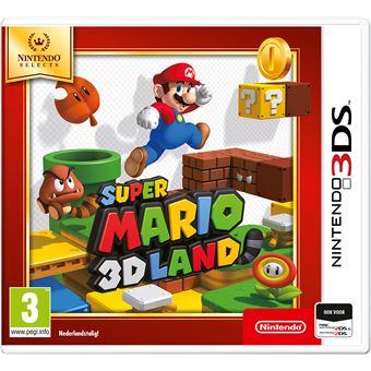 Mario  3D Land Select NL 3DS