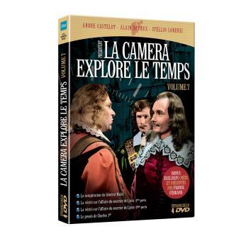 La Caméra explore le tempsLa caméra explore le temps Volume 7 DVD