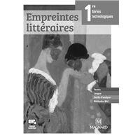 Empreintes Litteraires Scola Livres Bd Collection