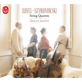 String quartets/digipack