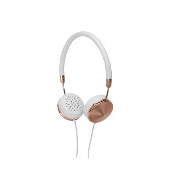 casque audio frends layla white rosegold casque filaire achat prix fnac. Black Bedroom Furniture Sets. Home Design Ideas