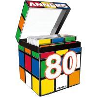 Années 80 Coffret Karaoké Edition Rubik's Cube